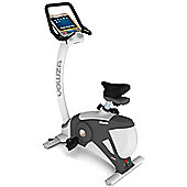 Yowza Reno Luxx Upright Exercise Bike with Wireless Scale