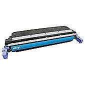 Tesco THPC9731A Cyan Laser Toner Cartridge (for HP C9731A/ HP 645A Cyan)