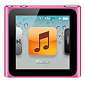 Apple MC525QB/A iPod Nano 8GB 6th Generation - Pink
