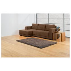 Grant Chaise Sofa Bed Left Hand Facing, Light Brown