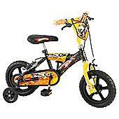 "Hot Wheels 12"" Kids' Bike - Boys with stabilisers"