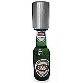 CELLARDine Stainless Steel Zap Cap Bottle Opener