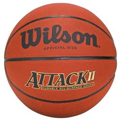 Wilson Attack II Basketball
