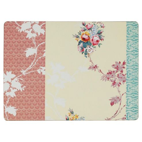 V&A Set Of 4 Large Mats - Victoria