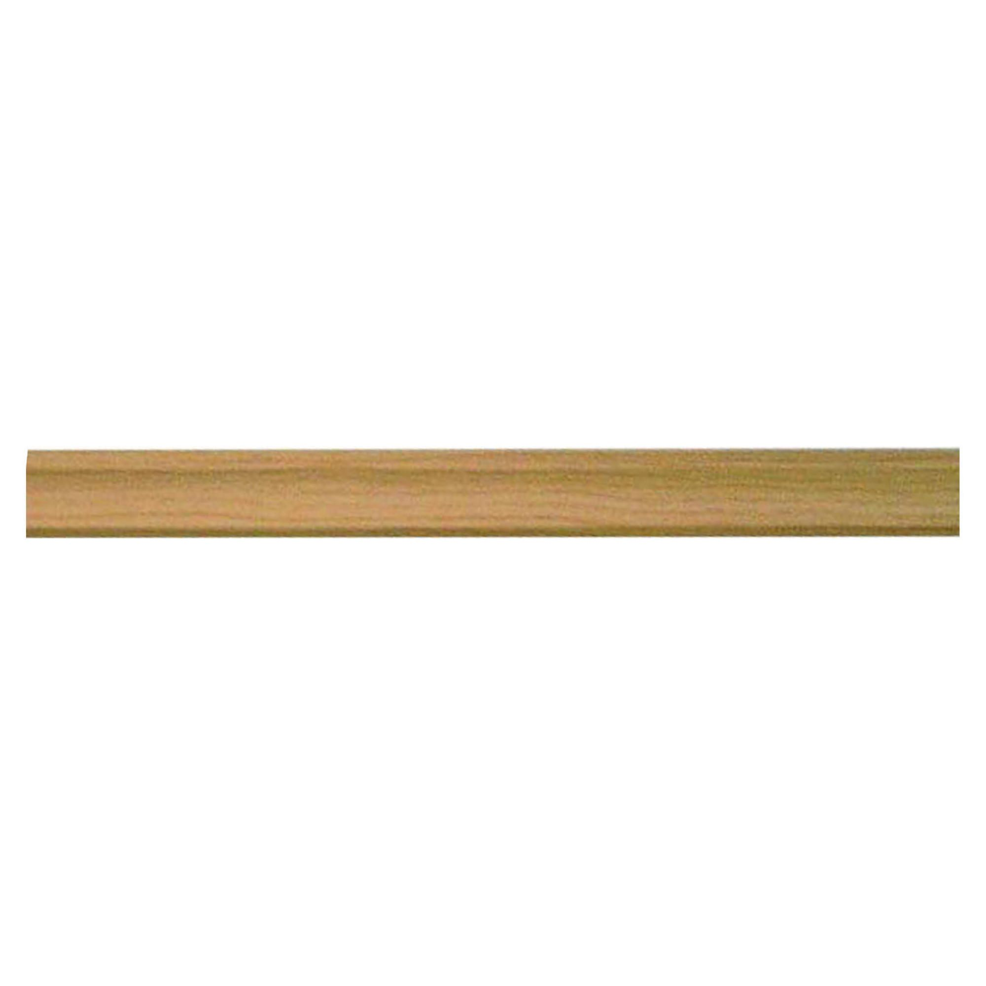 Westco Laminate Floor Trim Scotia 2m Oak/cedar