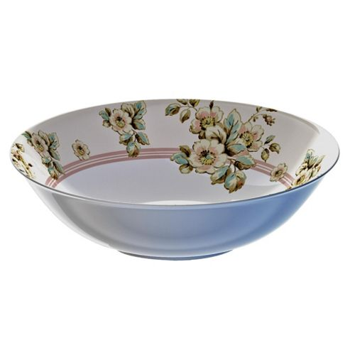 Katie Alice Cottage Flowers Set of 4 Large Bowls