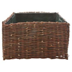 Willow planter 50x50x30cm
