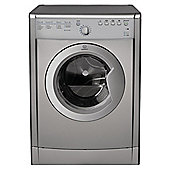 Indesit IDVA 735 S Vented Tumble Dryer, 7 kg Load, C Energy Rating. Silver