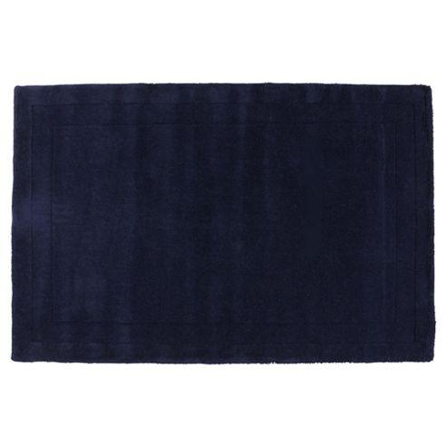 Tesco Rugs Wool Rug 100 x 150cm, Blue