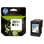 Hewlett-Packard No. 301XL 480 Ink Cartridge, Black