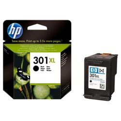 HP 301 XL Printer Ink Cartridge Black (CH563EE)
