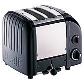 Dualit 20237 2 Slice Toaster - Black