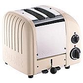 Dualit 20247 2 Slice Toaster - Cream