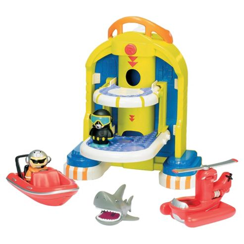Aquafun Action Rescue Centre Playset