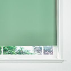Thermal Blackout Blind 60Cm, Green