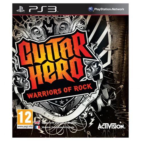 Guitar Hero 6 Warriors Of Rock Software