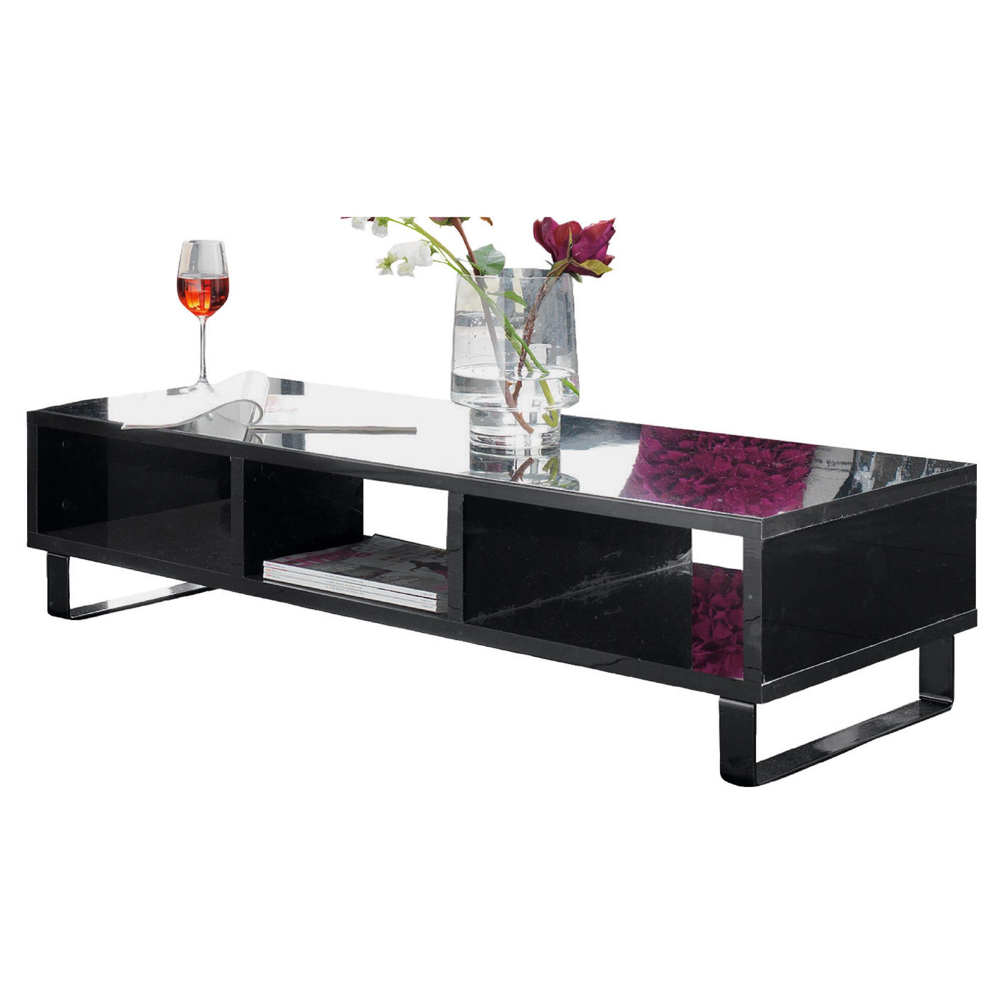 Home And Garden Furniture Jpl Furniture Miami Coffee Table Black Rose White Special Offers