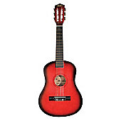 "Music Alley 30"" Junior Guitar Pack - Red"