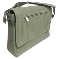 Technika Canvas Messenger Laptop bag - For up to 15.6