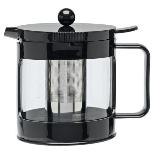 Bodum Bean Teapot, Black