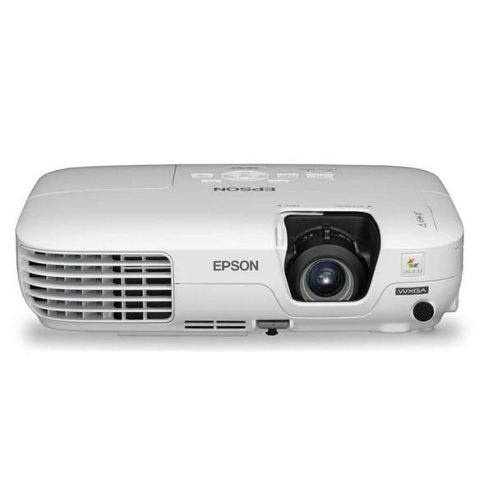 Epson EB-W7 3LCD Projector with E-TORL Long-life Lamp