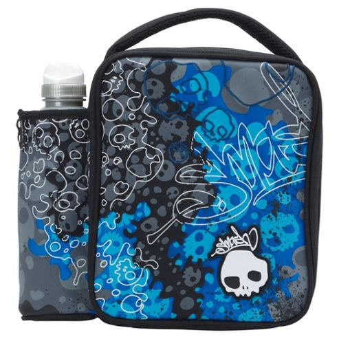 buy smash lunch bag chamber blue from our lunch bags. Black Bedroom Furniture Sets. Home Design Ideas