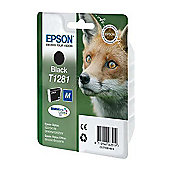 Epson T1281 Printer Ink Cartridge - Black