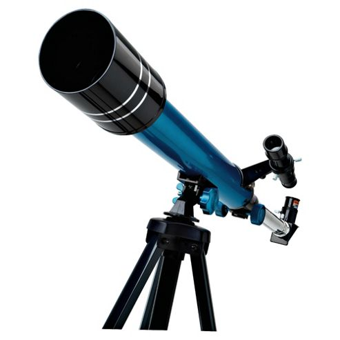 How Cool Is This Telescience Telescope up to x125 magnification Blue