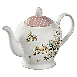 Buy Katie Alice Cottage Flowers Tea Pot From Our Teapots Range Tescocom