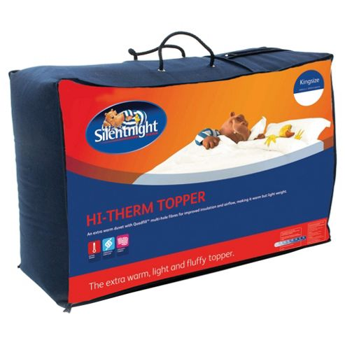 Silentnight Hi-Therm Kingsize Mattress Topper