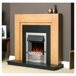 Katell Ravensworth Electric Fire Suite