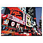 New York Nightlight Canvas 50X70Cm