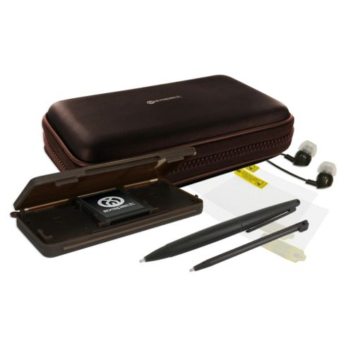Exspect DSi XL Essentials Pack - Brown