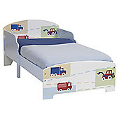 Vroom Vroom Toddler Bed Frame