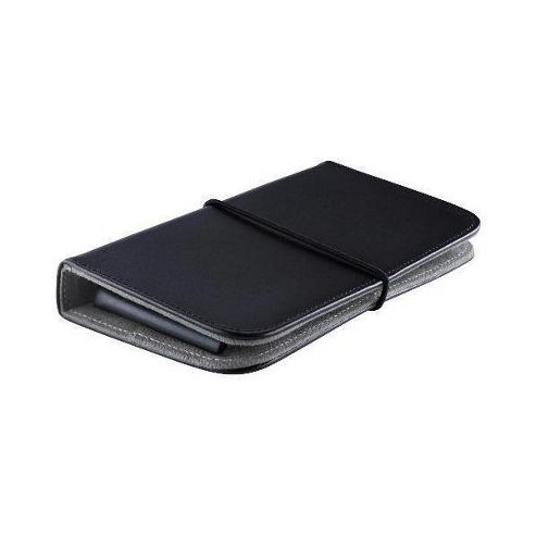 Dell Streak FA611 Wallet Premium Leather Case Black