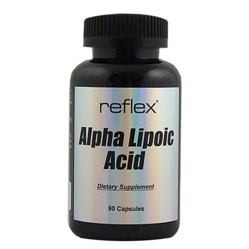 Reflex Nutrition Alpha Lipoic Acid 90 x 200mg Caps