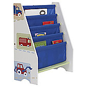 Worlds Apart Vroom Vroom Sling Bookcase