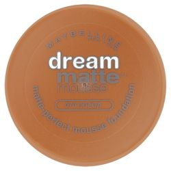 Maybelline Dream Matte Mousse Foundation Cocoa