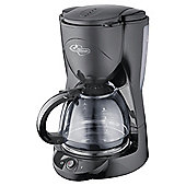DeLonghi ICM2B  1.3 Filter 10 Cup Coffee Machine - Black