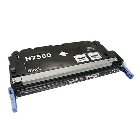 Tesco THPQ7560A Black Laser Toner Cartridge (for HP Q7560A/ HP 314A Black)