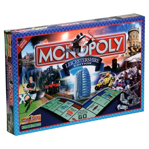 Monopoly Leicestershire