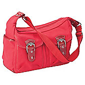 Ryco Messenger Changing Bag, Red