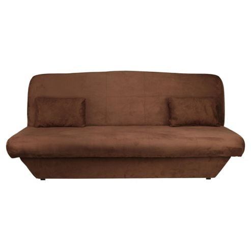 Miyagi Clic Clac Sofa Bed, Chocolate