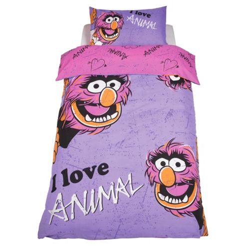 Disney Animal Print Single Duvet Cover Set