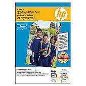 HP 10 x 15 cm Advanced Glossy borderless Photo Paper - 60 Sheets