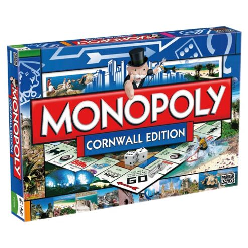 Monopoly Cornwall Edition
