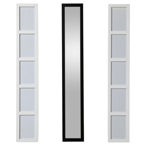 Tesco Frame And Mirror Set