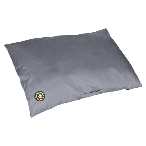 Scruffs Expedition waterproof pet bed grey