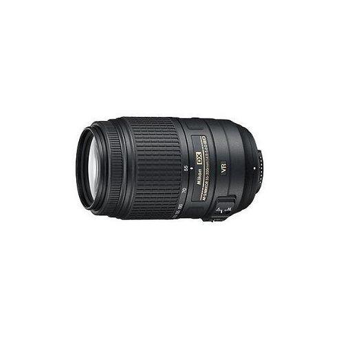 Nikon JAA814DA 55-300 mm F4.5-5.6g AF-S ED VR DX Nikkor Lens