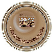 Maybelline Dream Creamy Foundation Sand